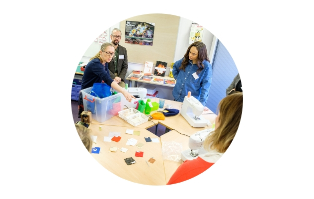 Design and technology CPD at STEM Learning