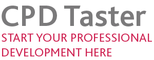 CPD Taster - Start your professional development here