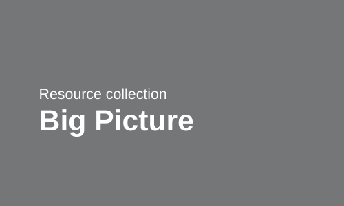 Resource collection: Big Picture