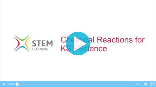 Remote lesson - chemical reactions - ks3
