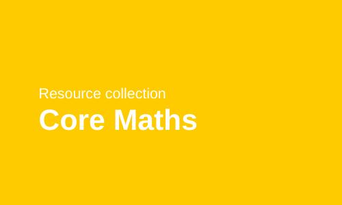 Core Maths