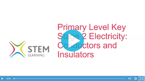 Electricity: conductors and insulators