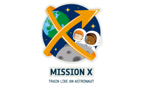 Mission X: Train Like An Astronaut logo