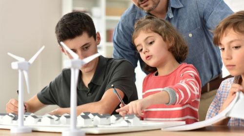 Engineering in primary classroom