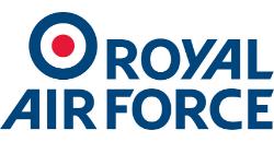Logo for RAF
