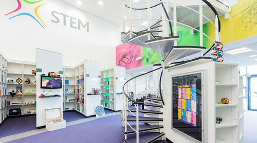 STEM Learning resource centre