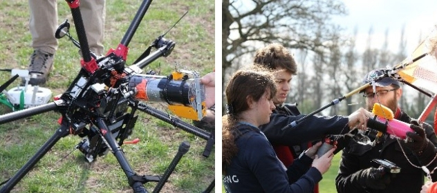 2019 UK CanSat competition
