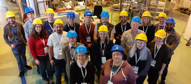 STEM Ambassadors at CERN in January 2020