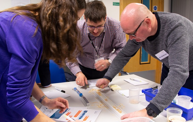 Network Rail STEM Ambassador training