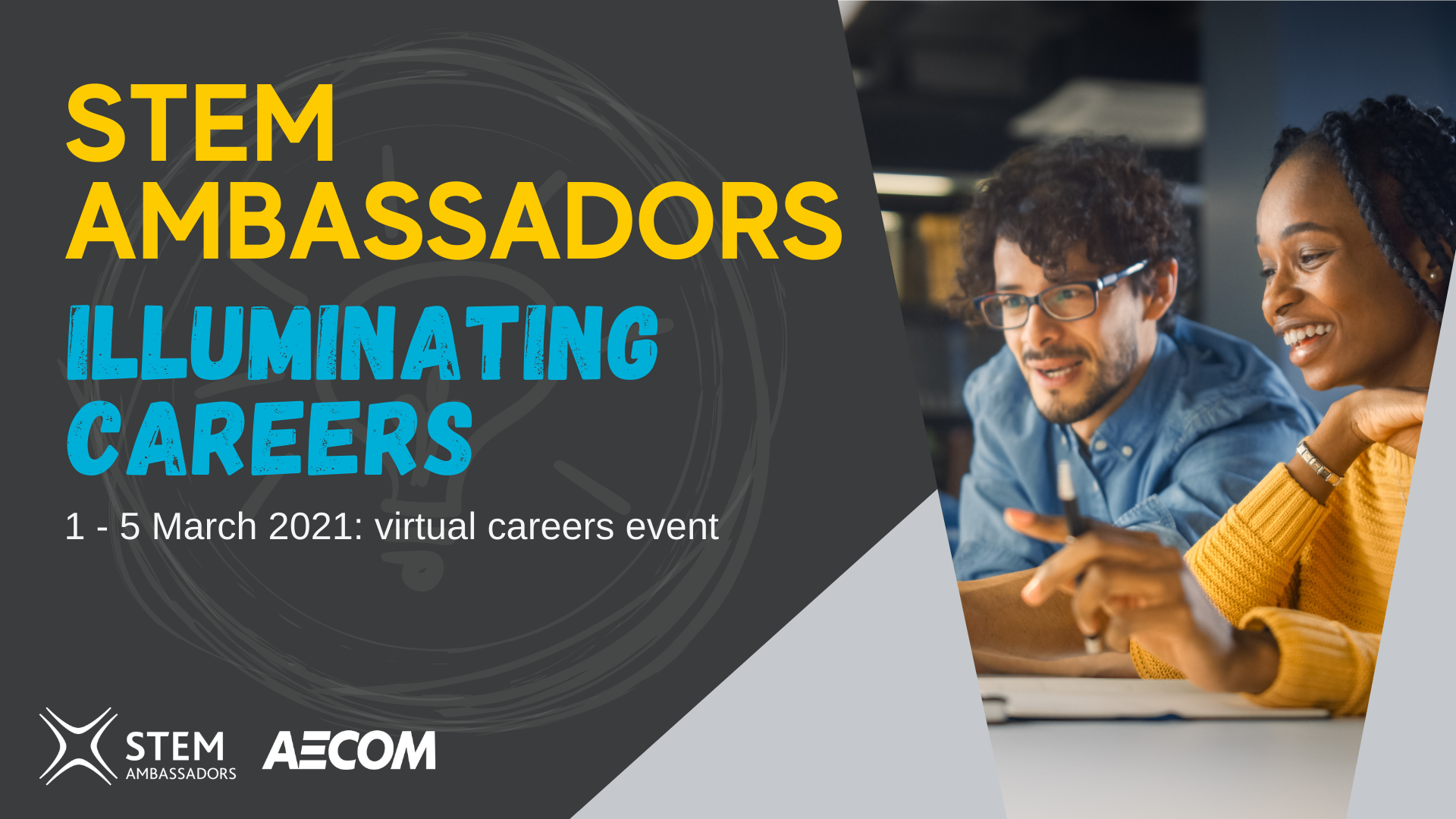 STEM Ambassadors: Illuminating Careers - virtual careers event