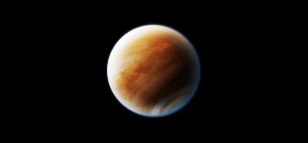 Venus - Nasa Image Enhanced