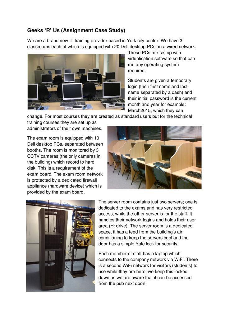 Case Study for Information Security | STEM