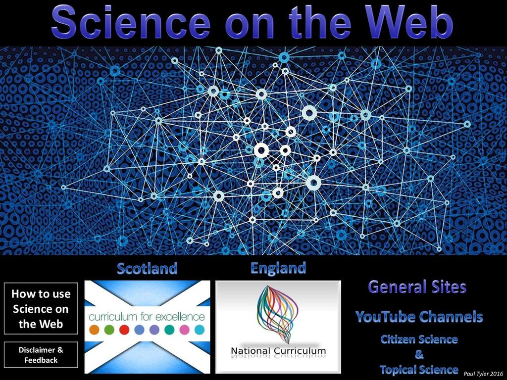 Science on the Web | STEM