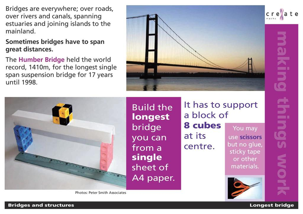 Bridges and Structures | STEM