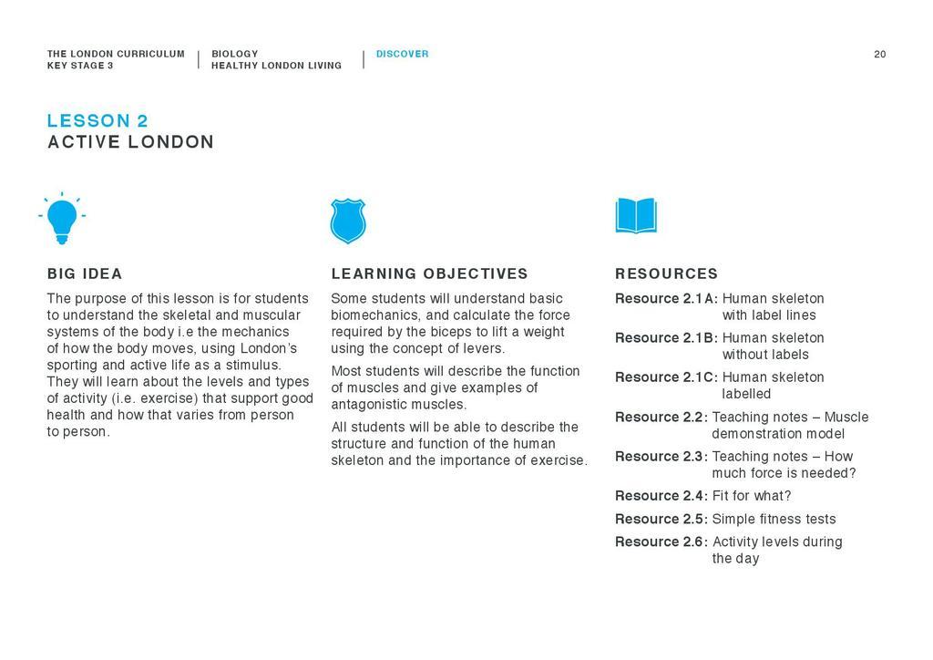 Active London | STEM