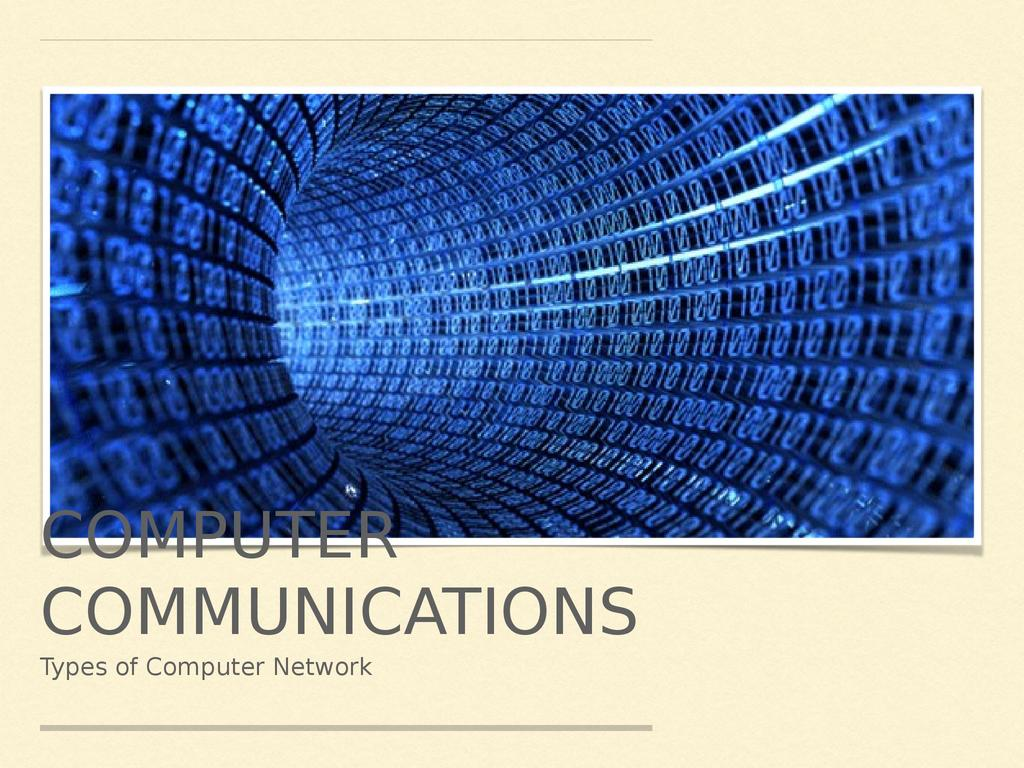 Networks and the Internet | STEM