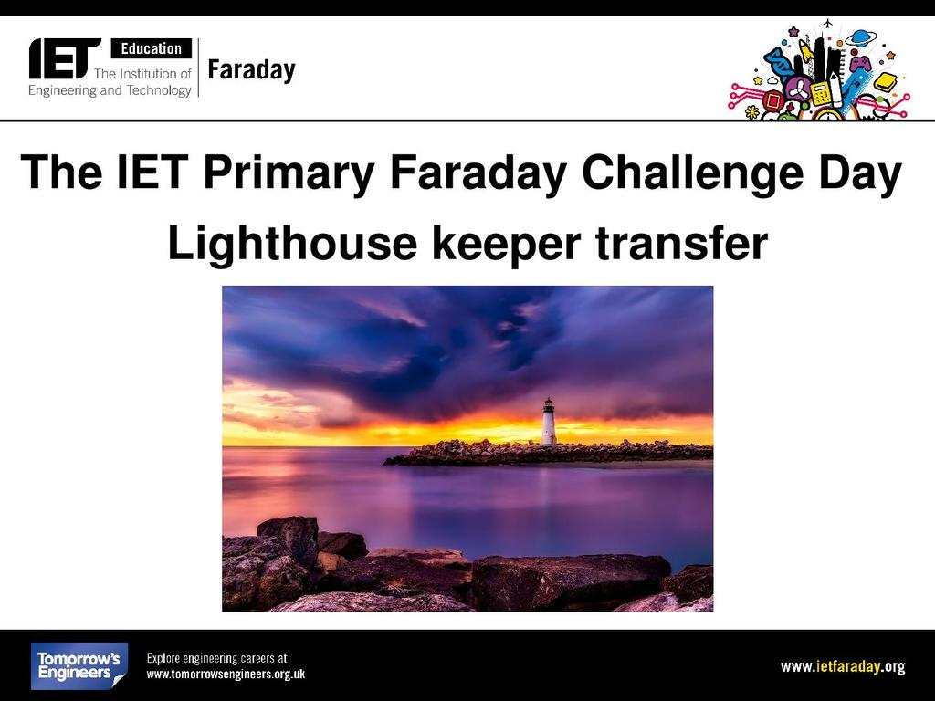 Lighthouse keeper challenge | STEM