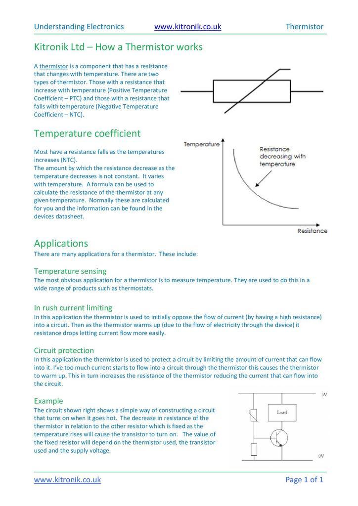 Understanding electronic principles | STEM