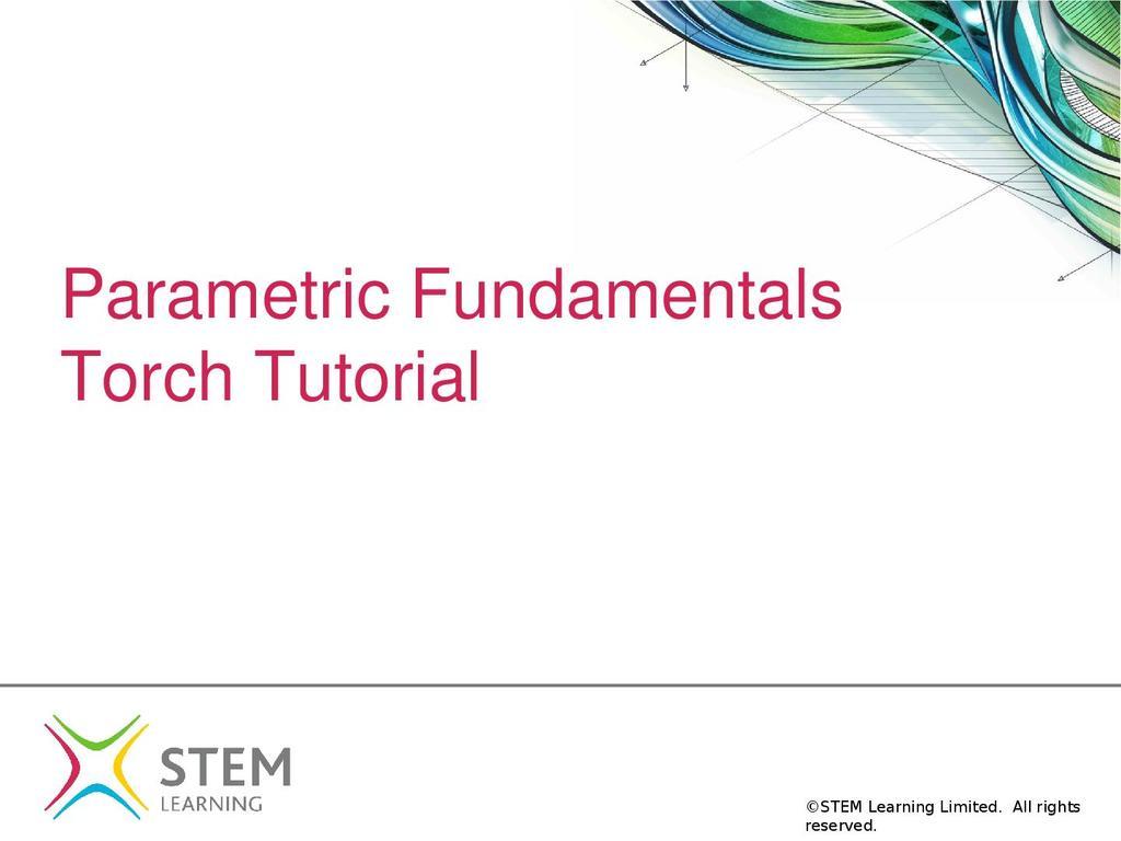 Fusion 360 - torch tutorial | STEM