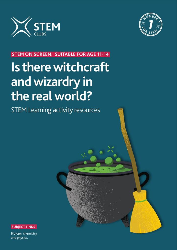 Is there witchcraft and wizardry in the real world? | STEM