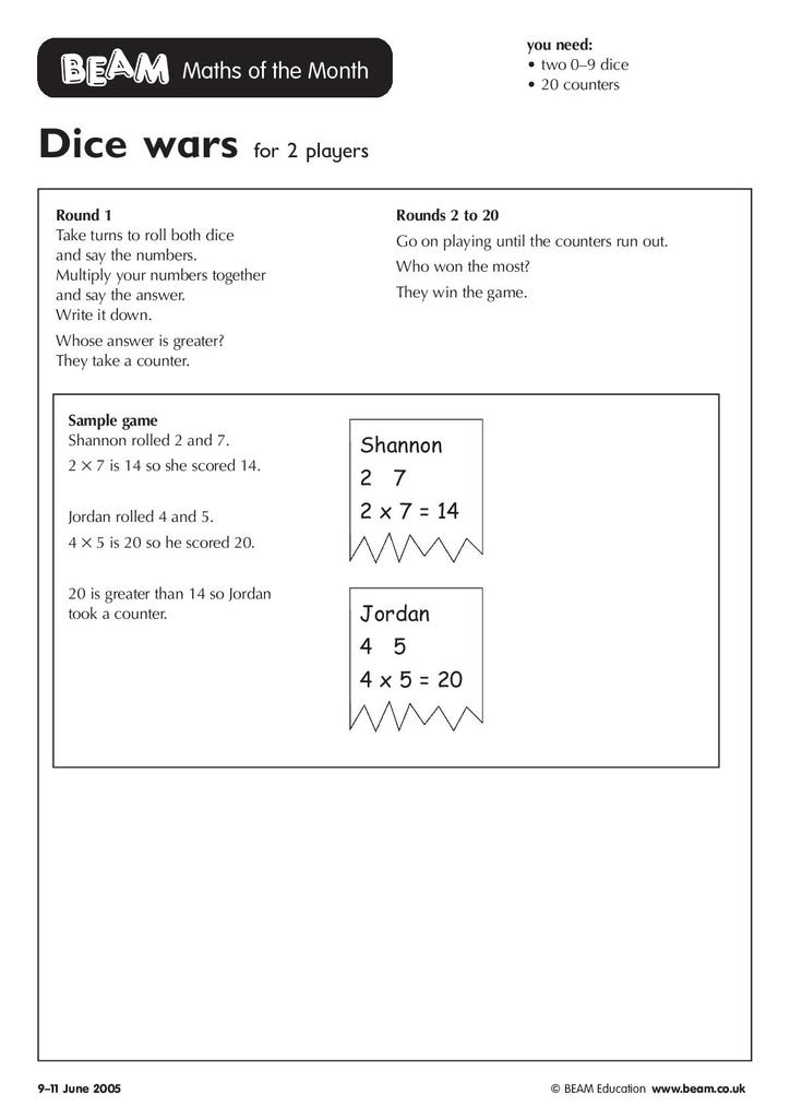 The Game Of Numbers Pdf