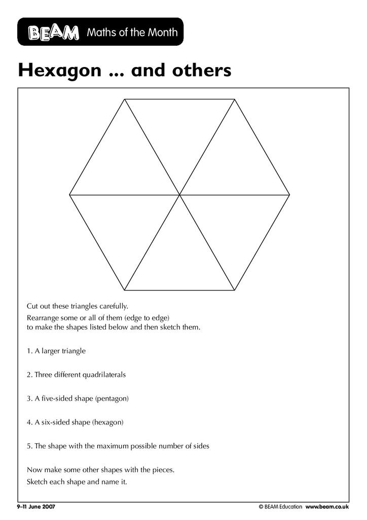 Shape Activities for Students Aged 9-11 | STEM