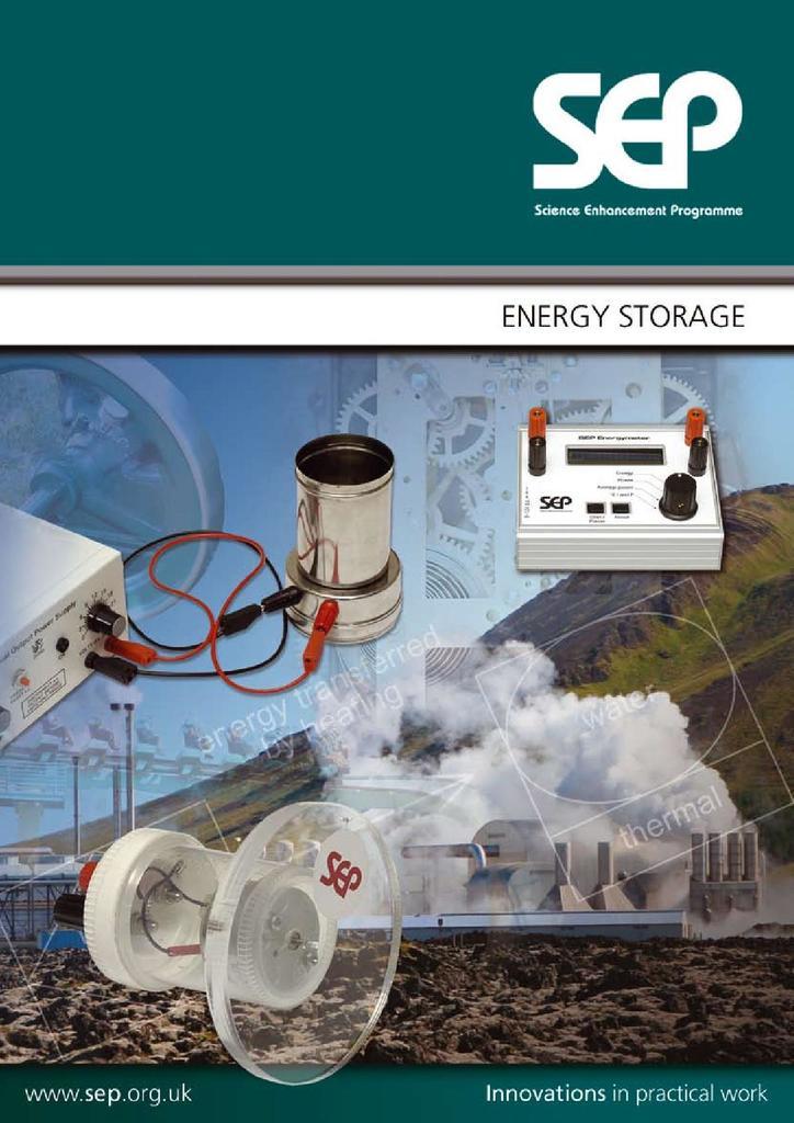 Energy Storage | STEM