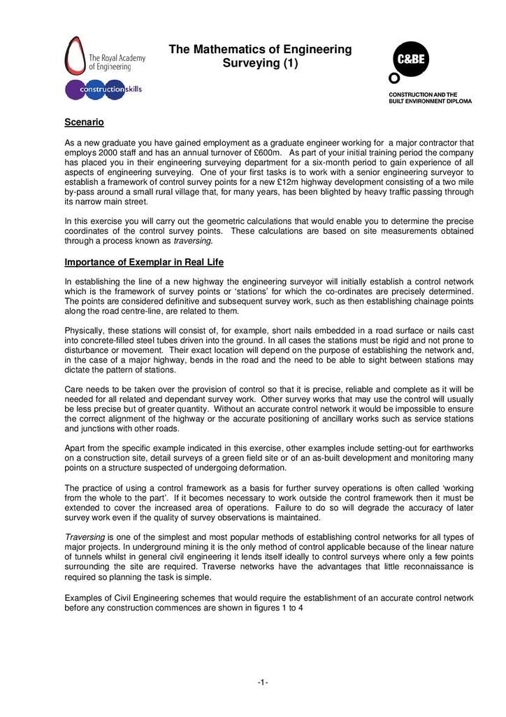 Engineering Surveying Pdf
