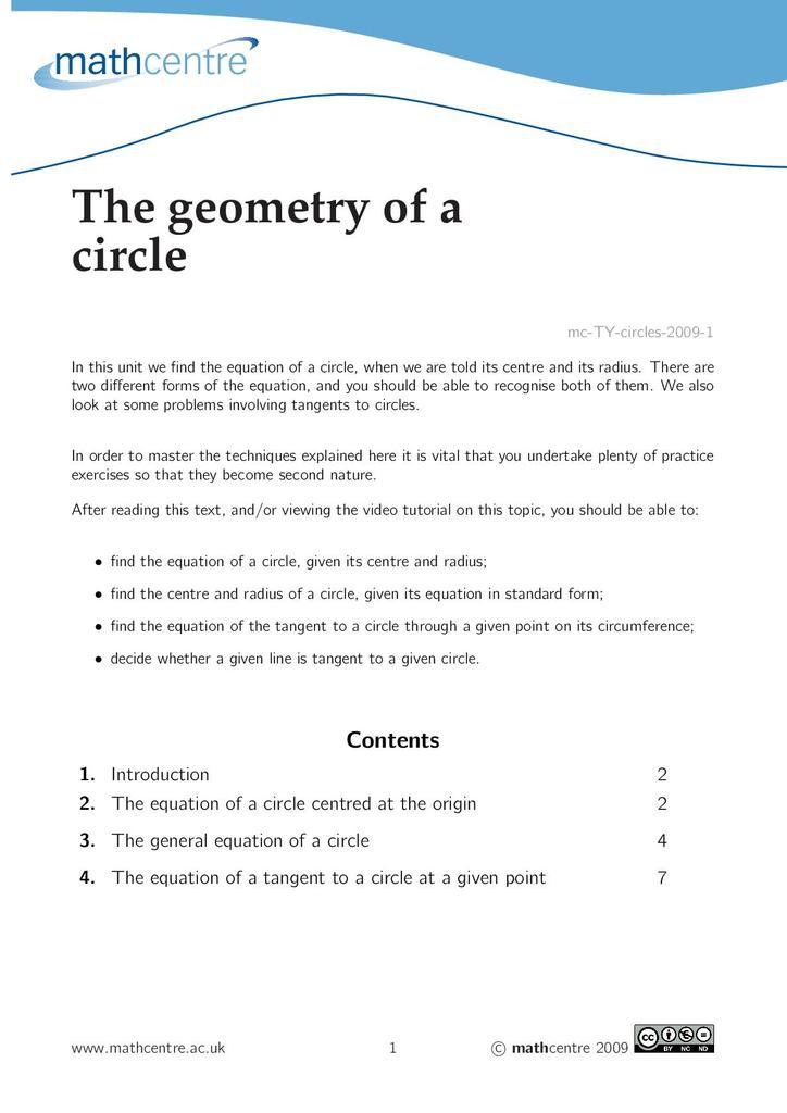 Geometry | STEM