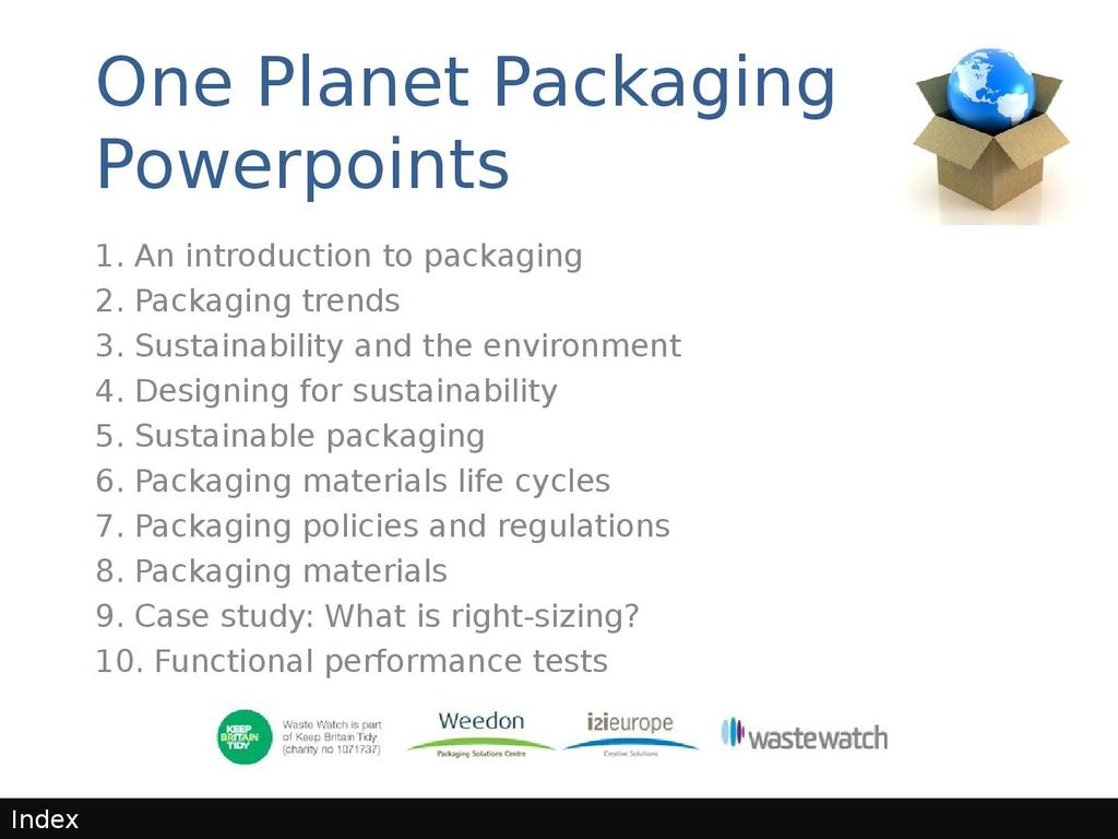 Application Packaging Ppt