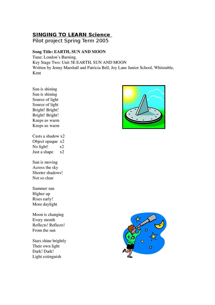 Primary Space Activities | STEM