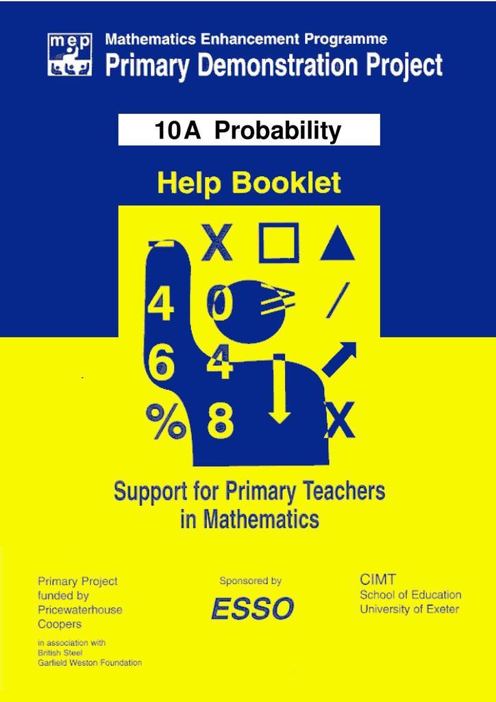 Probability | STEM