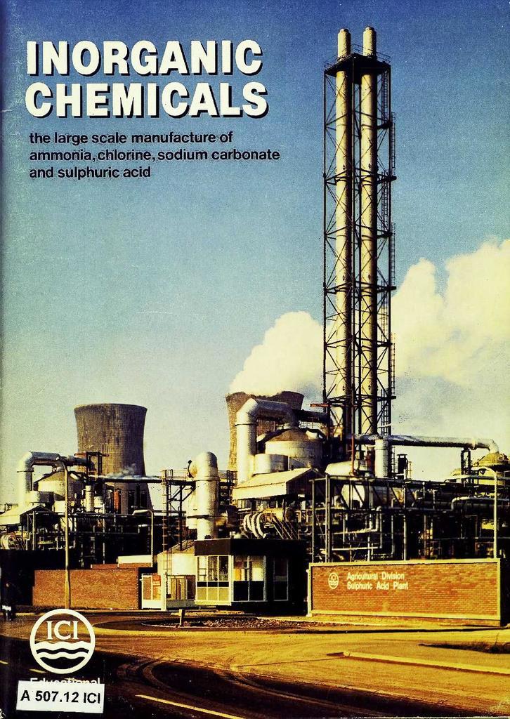 Inorganic Chemicals | STEM