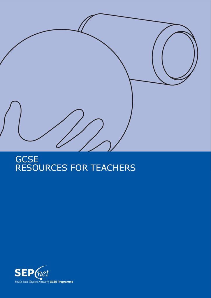 GCSE Teacher Activities | STEM