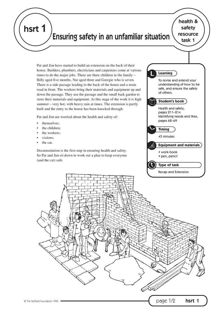Key Stage Four Product Design Resource Tasks | STEM