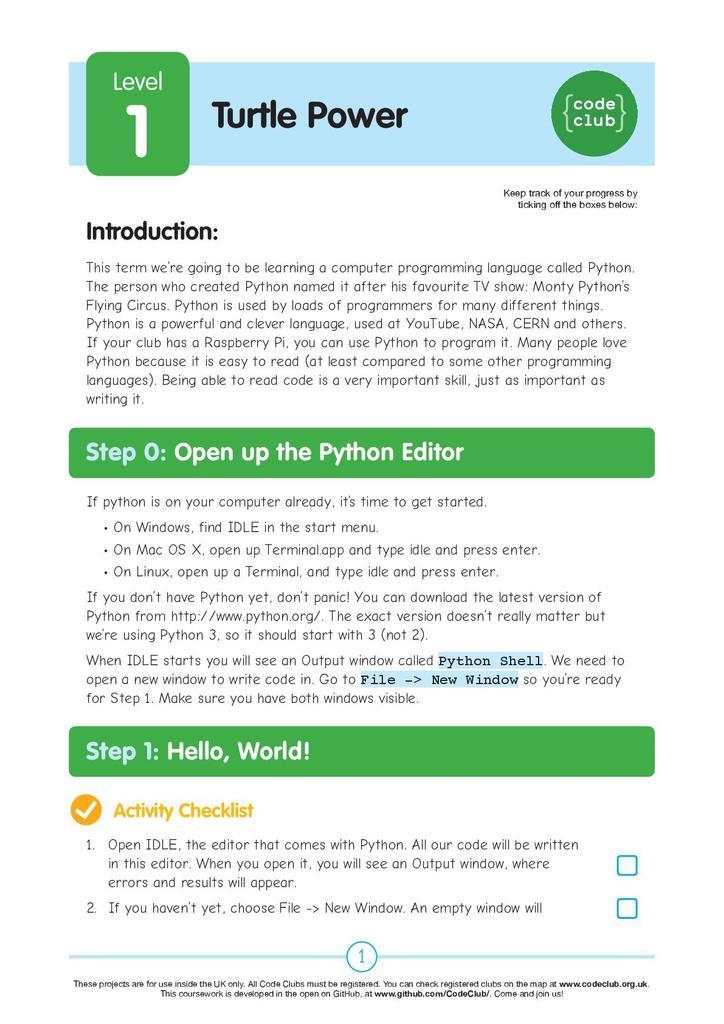 Python Projects | STEM