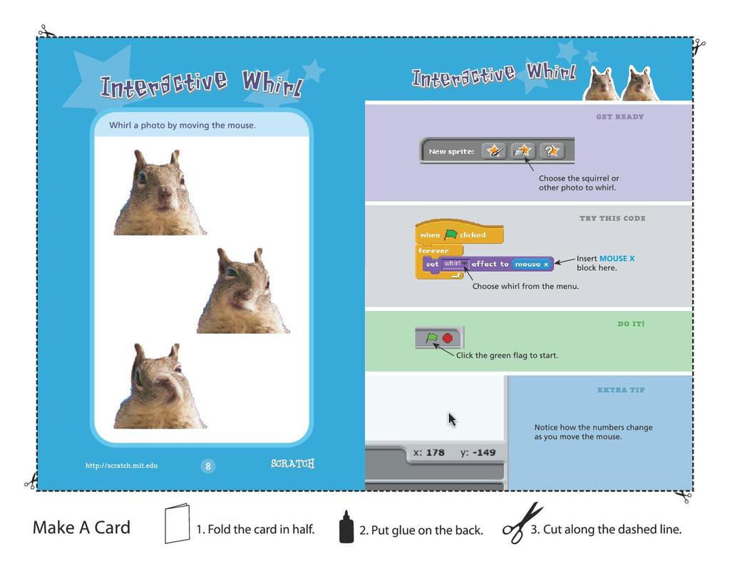 Scratch cards | STEM