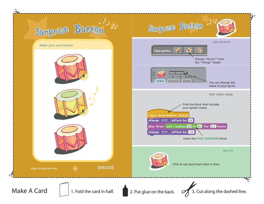 Scratch cards | STEM