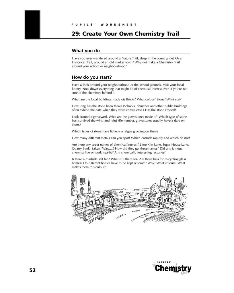 Salters' Chemistry Club Volume One: Activities 26-29 | STEM