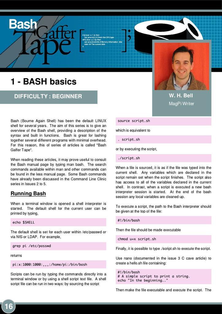 BASH Basics | STEM