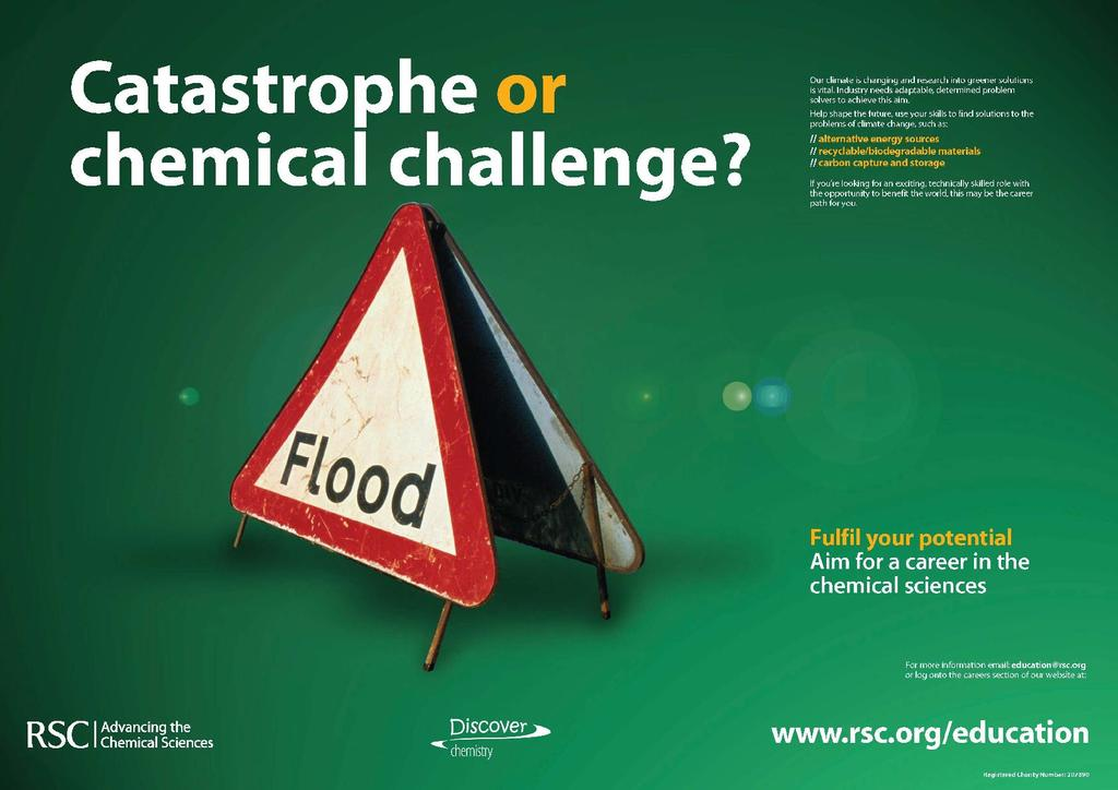 The Royal Society of Chemistry Posters | STEM