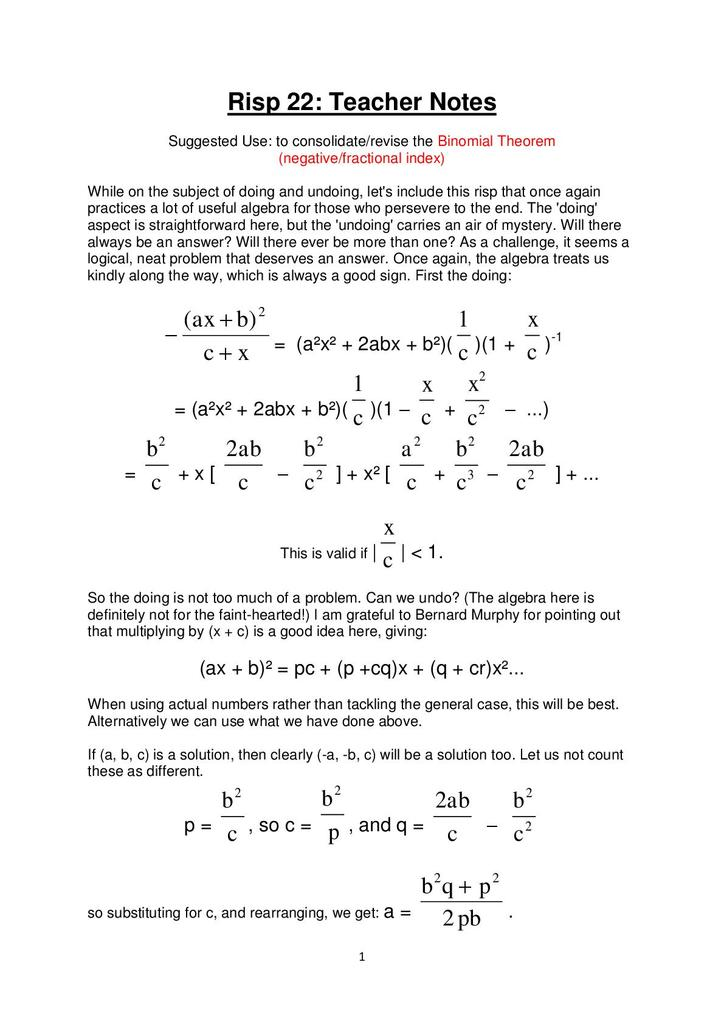 Algebra 2 | STEM