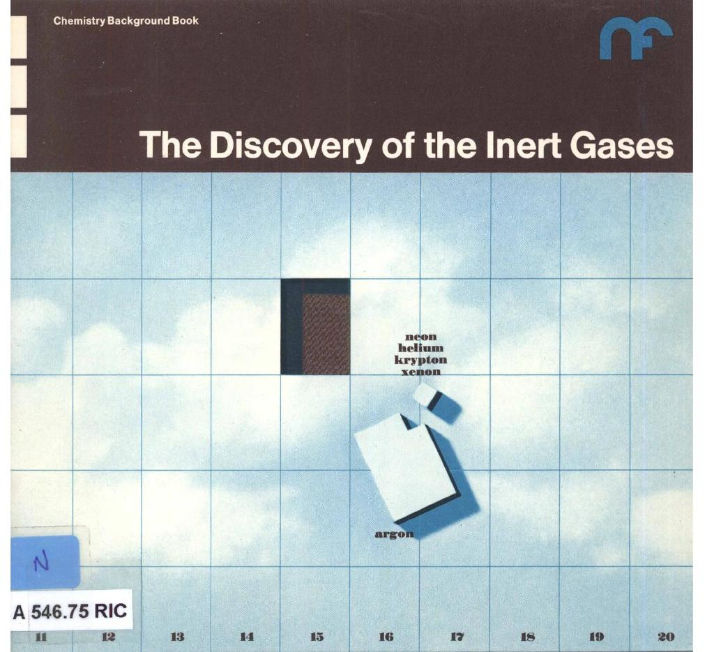 The Discovery of the Inert Gases | STEM