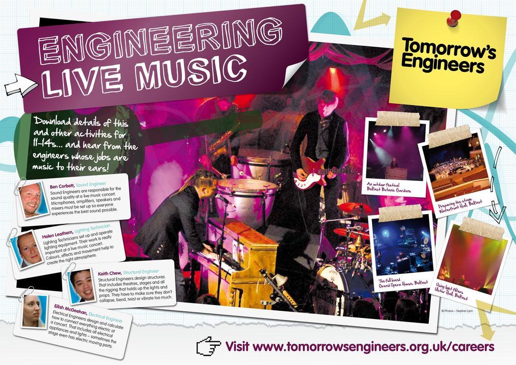 Engineering Concert   STEM