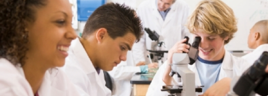 Secondary and A level science