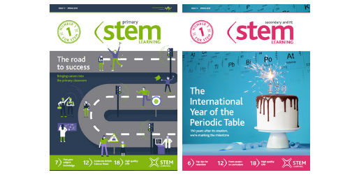 STEM Learning magazines issue 11