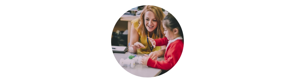 STEM Ambassador activity in primary school