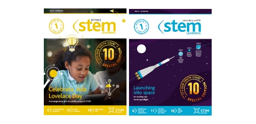 STEM Learning magazines