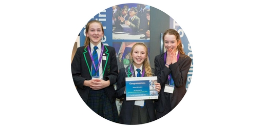 Ultimate STEM Challenge winners 2016