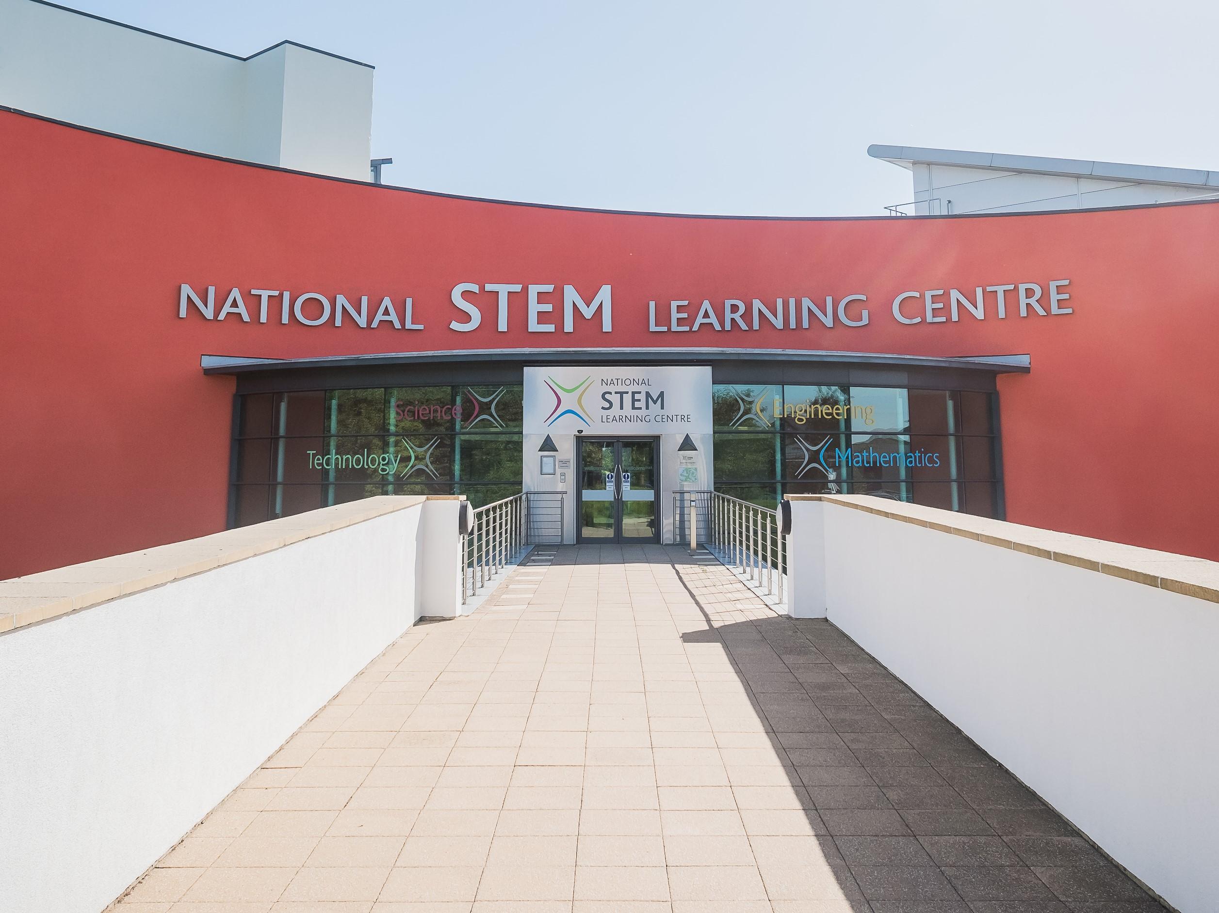 National STEM Learning Centre, York
